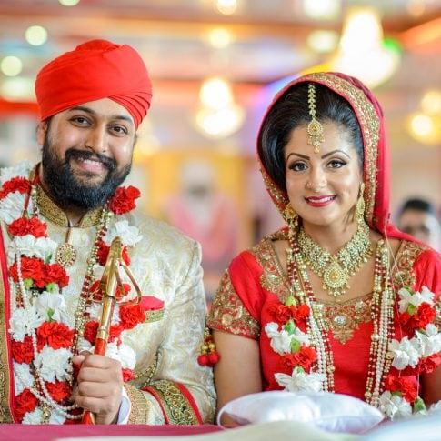 Asian wedding phtographer