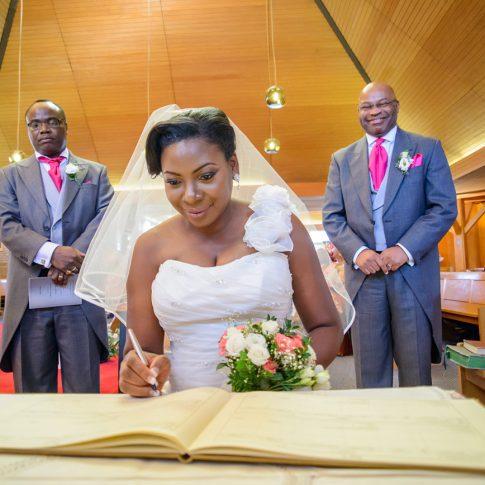 Congolose wedding phtographer