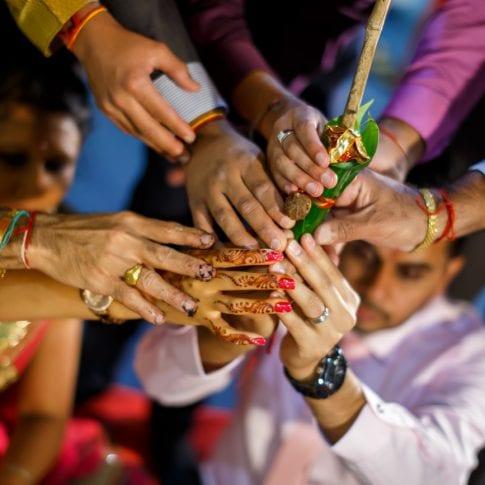 Edgware hindu wedding phtographer