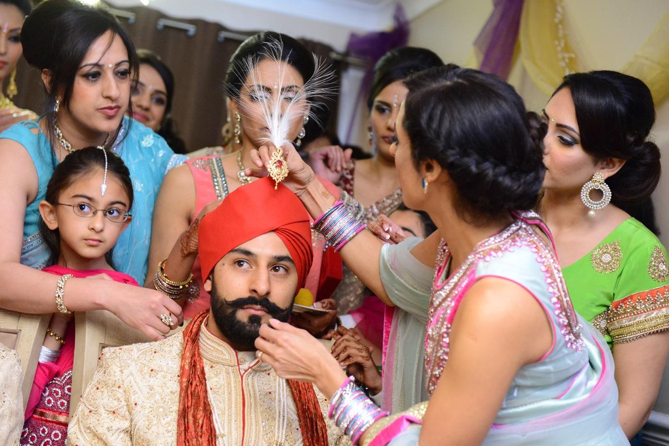 Hitchin wedding phtographer