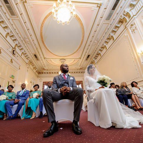 Nigerian wedding phtographer
