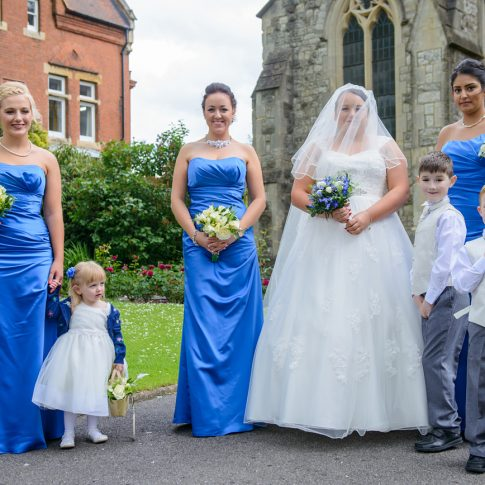Stevenage wedding phtographer